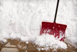 Snow Shovelling Calgary