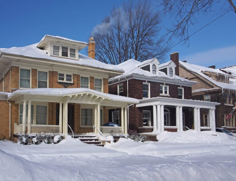 4 Steps You Should Take to Protect Your Property After a Snow Storm