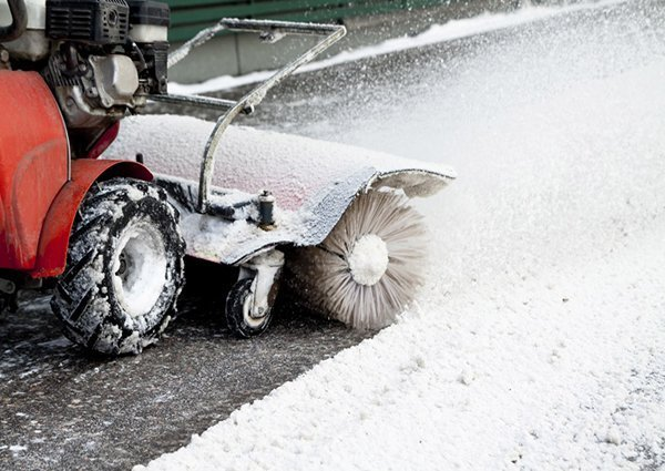 Commercial Snow Removal Edmonton