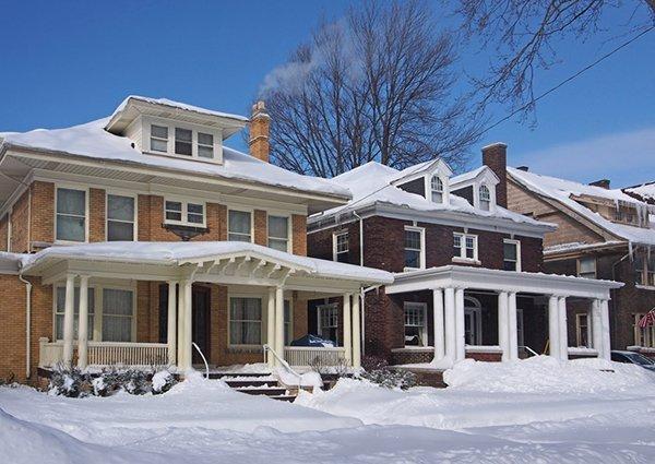 Residential Snow Removal Edmonton