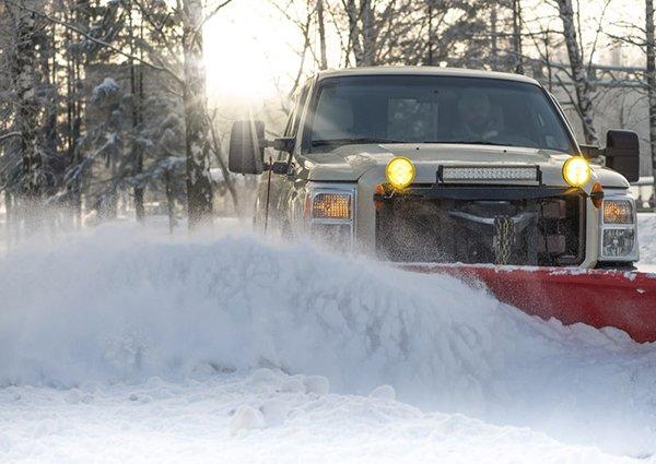 Snow Plow Service in Calgary & Edmonton