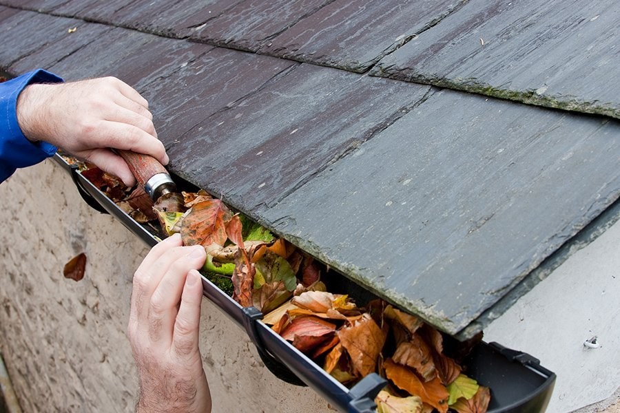 Gutter Cleaning Calgary and Edmonton