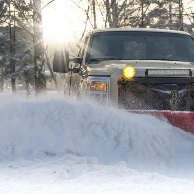 Snow Plowing Calgary & Edmonton